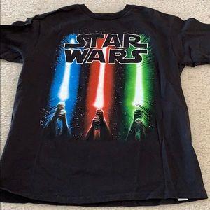 Boys StarWars shirt size 8-10